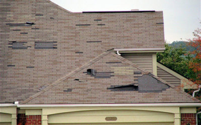 Storm Repair to roof